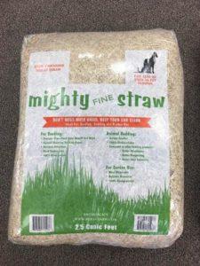 Mighty FIne Straw
