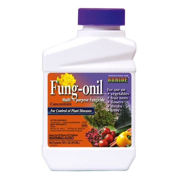 fungi-onil multi purpose fungicide for control of plant diseases