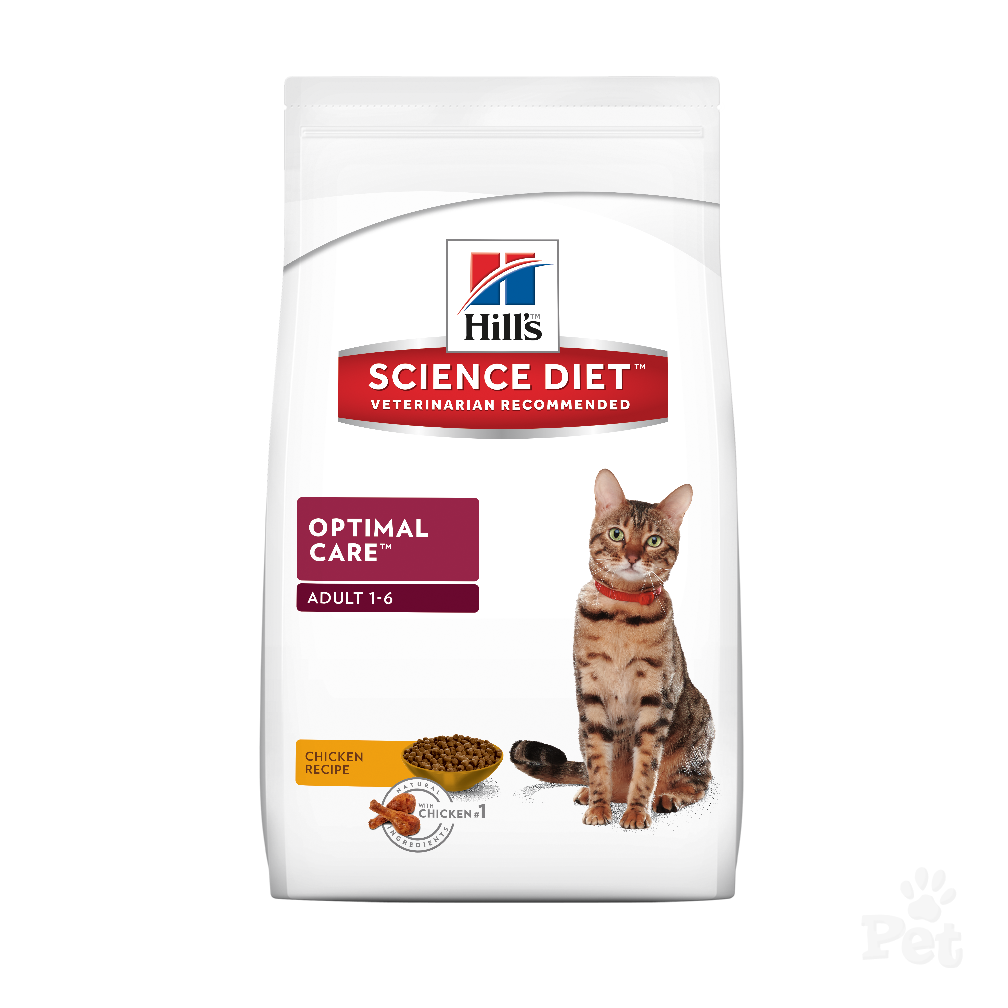 Hill S Science Diet Optimal Care Cat Food